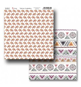 Papel Amelie Col. India 210
