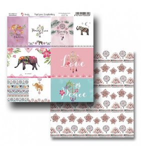 Papel Amelie Col. India 212