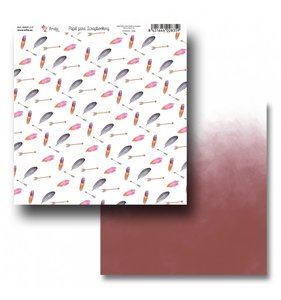 Papel Amelie Col. India 215