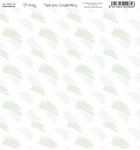 "Papel 12""x12"" Special Events Green 325"