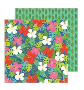 "Papel 12""x12"" Chasing Adventures Aloha"