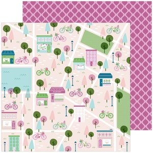 "Papel 12""x12"" Pinkfresh Noteworthy All the Goodness"