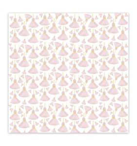 "Papel 8""x8"" Shine Bright Stay Calm"