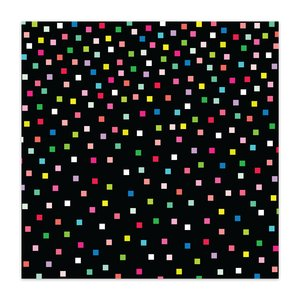 "Vellum 8x8"" Color Me Happy Pixel Pop"