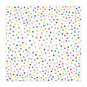 "Acetato 8x8"" Color Me Happy Pixel Party"