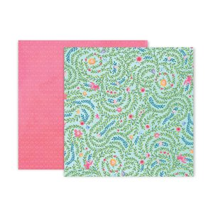 "Papel 12""x12"" Bloom Street 5"