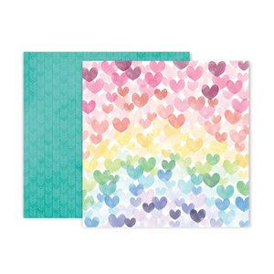 "Papel 12""x12"" Bloom Street 6"