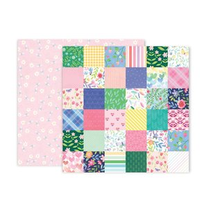 "Papel 12""x12"" Bloom Street 7"