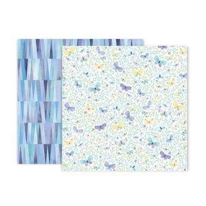 "Papel 12""x12"" Bloom Street 8"