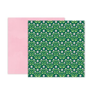 "Papel 12""x12"" Bloom Street 9"