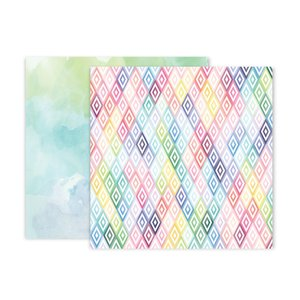"Papel 12""x12"" Bloom Street 10"