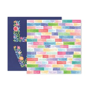 "Papel 12""x12"" Bloom Street 13"