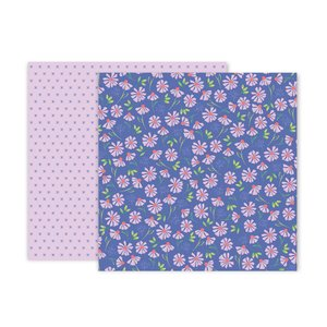 "Papel 12""x12"" Bloom Street 15"