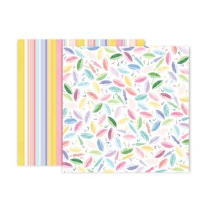 "Papel 12""x12"" Bloom Street 16"
