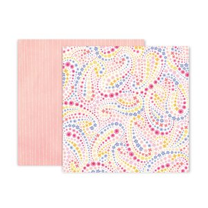 "Papel 12""x12"" Bloom Street 18"