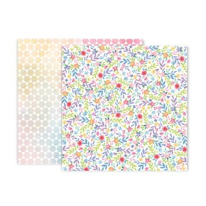 "Papel 12""x12"" Bloom Street 23"