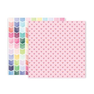 "Papel 12""x12"" Bloom Street 24"
