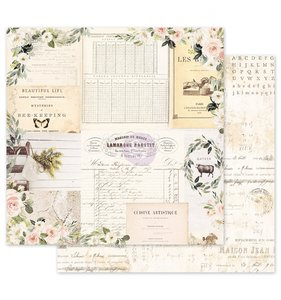 "Papel 12""x12"" Spring Farmhouse Gather"