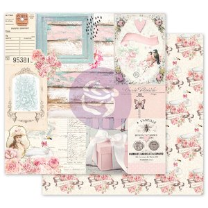"""Papel 12x12"""" col. With Love de Prima All of the Pretty Things"""