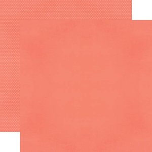 "Papel 12""x12"" Color Vibe Coral"
