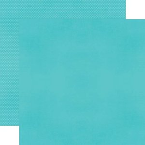 """Papel 12""""x12"""" Color Vibe Teal"""