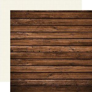 """Papel 12""""x12"""" Color Vibe Elm / Cream Grid"""