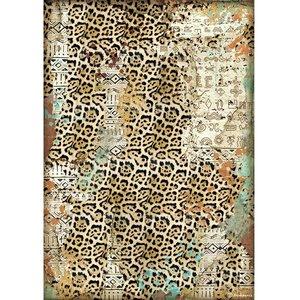 Papel de arroz A4 Stampería Amazonia Textura