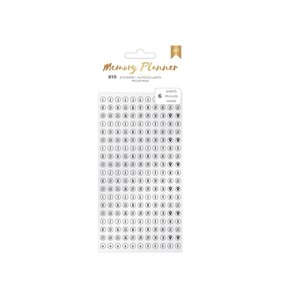 Pegatinas para fechas Memory Planner 2.0