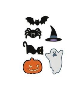 Pegatinas de goma Artemio Halloween