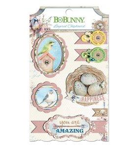 Pegatinas 3D Bo Bunny Serendipity