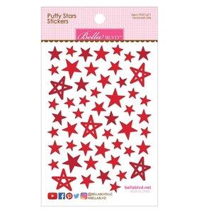 Pegatinas Puffy Bella Stars McIntosh