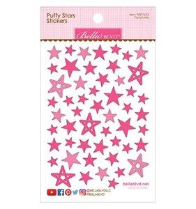 Pegatinas Puffy Bella Stars Punch