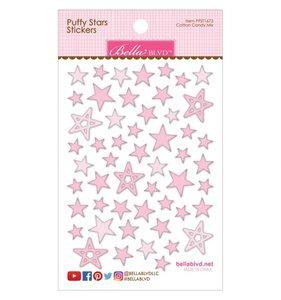 Pegatinas Puffy Bella Stars Candy