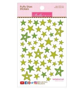 Pegatinas Puffy Bella Stars Juice