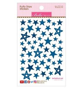 Pegatinas Puffy Bella Stars Blueberry