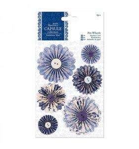 Rosetones Capsule Parisienne Blue