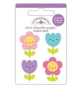 Doodle-Pops 3D Flower Friends