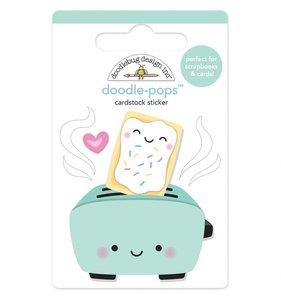 Doodle-Pops 3D Toaster Time