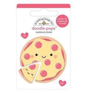 Doodle-Pops 3D Pizza Love