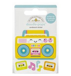 Doodle-Pops 3D Boom Box