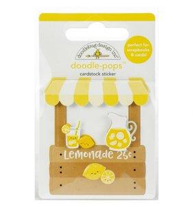 Doodle-Pops 3D Lemonade Stand