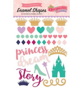 Enamel Shapes Once Upon a Time Princess