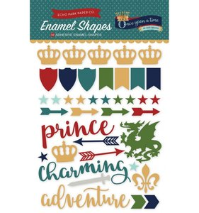 Enamel Shapes Once Upon a Time Prince