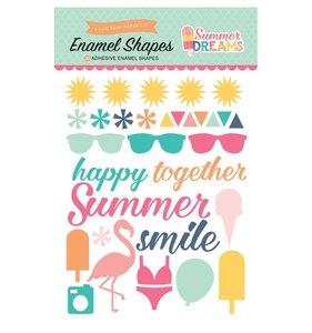 Enamel Shapes Summer Dreams