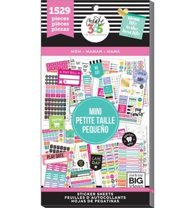 Pegatinas Mom Mini Happy Planner Value Pack