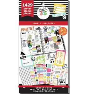 Pegatinas Sports Value Pack Happy Planner