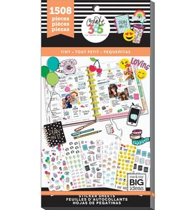 Pegatinas Tiny Icons Value Pack Happy Planner