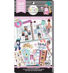 Pegatinas Girl Squad Value Pack Happy Planner