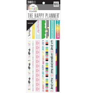 Libreto de pegatinas washi Bible Journaling
