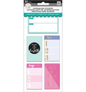 Pegatinas para Journaling Flip Happy Planner Productivity